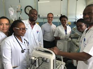 Dr Faingold equipment  Mozambique 2018 IMG_1156 2