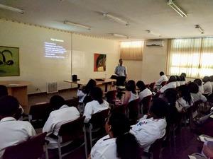 Dr Faingold teaching Mozambique July 2018 fa7f07a3-08b8-490f-8558-3af82e4ebaeb